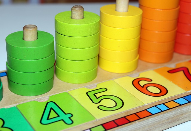 Teaching Math to Children with Autism